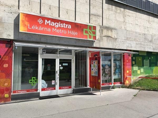 Lékárna Metro Háje