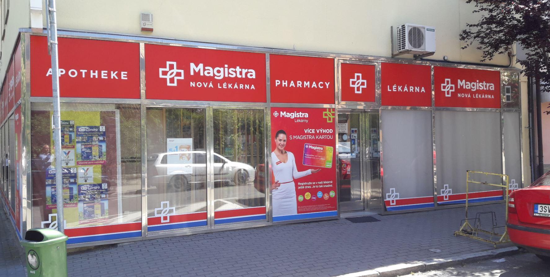 Magistra Nová lékárna