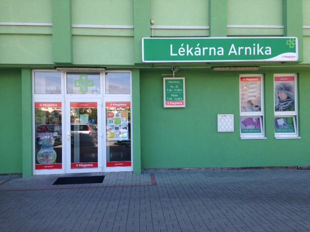 Lékárna Arnika