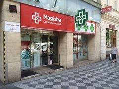 Lékárna Moráň